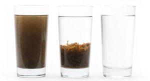 iron-glass-water